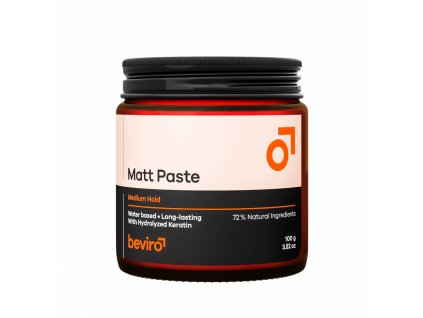 beviro matt paste medium hold 01
