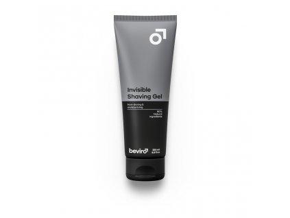 Beviro invisible shaving gel 01