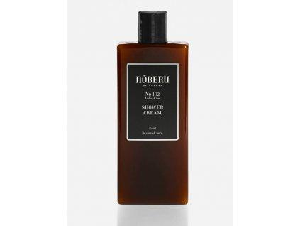 noberu shower cream amber lime sprchovy krem 01