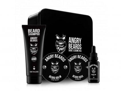 angry beards velka sada pece o vousy traveller ceo 02