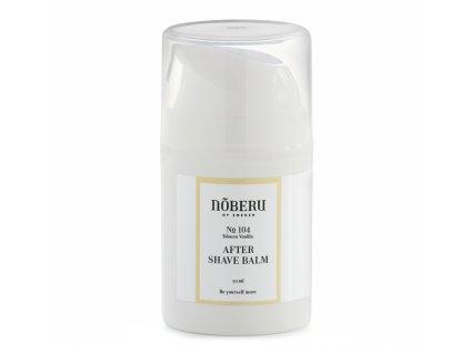 noberu after shave balm tabacco vanilla balzam po holeni 01