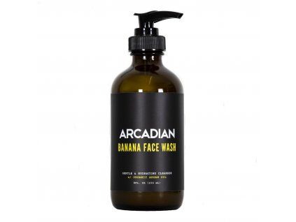 arcadian banana face wash 5