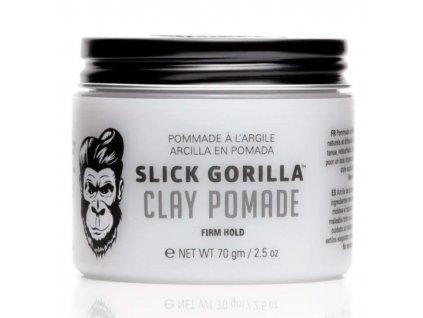 slick gorilla lightwork hlina na vlasy clay 01