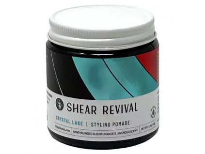 shear revival crystal lake styling pomade 1