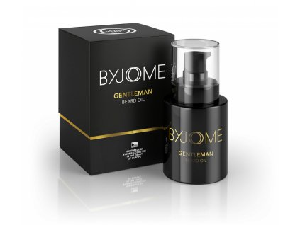 Byjome gentleman beard oil 1