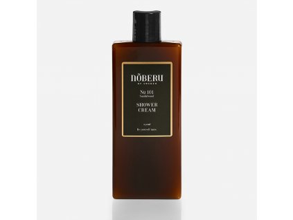 Noberu shower cream sandalwood