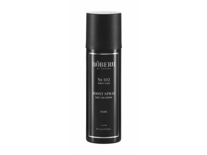 noberu boost spray dry shampoo dark 5