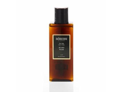 Noberu beard wash tabacco vanilla 1