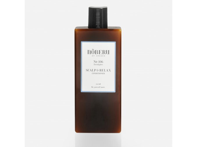 Noberu scalp and relax shampoo