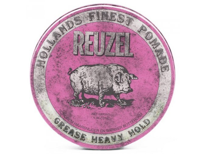 Reuzel Pink Heavy Hold Grease