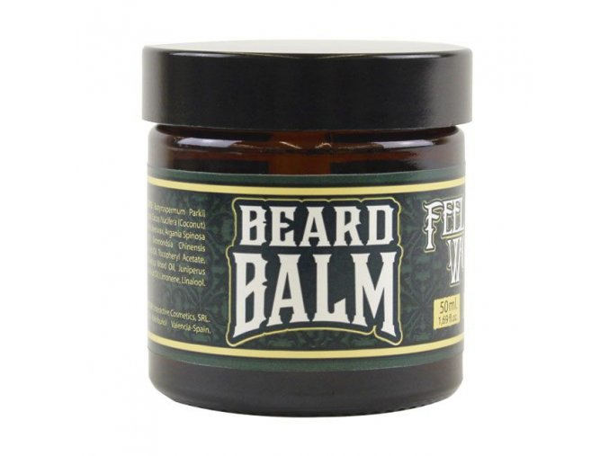 hey joe beard balm feel wood