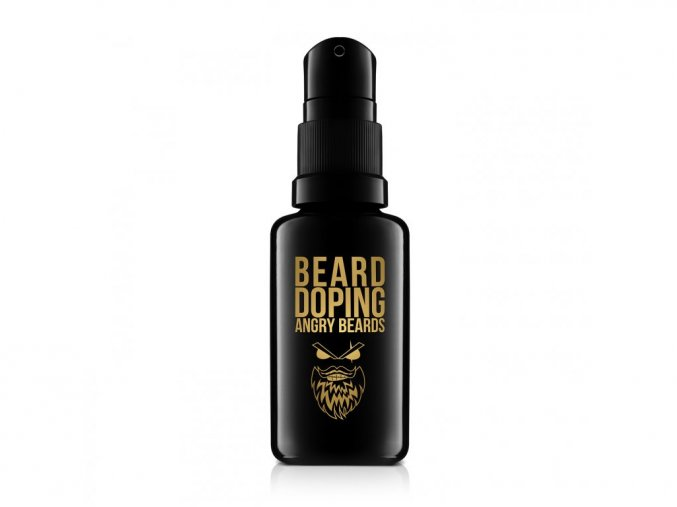 Angry Beards beard doping 1