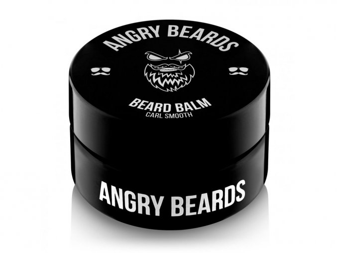 Angry beards beard balm balzam na vousy carl smooth 1