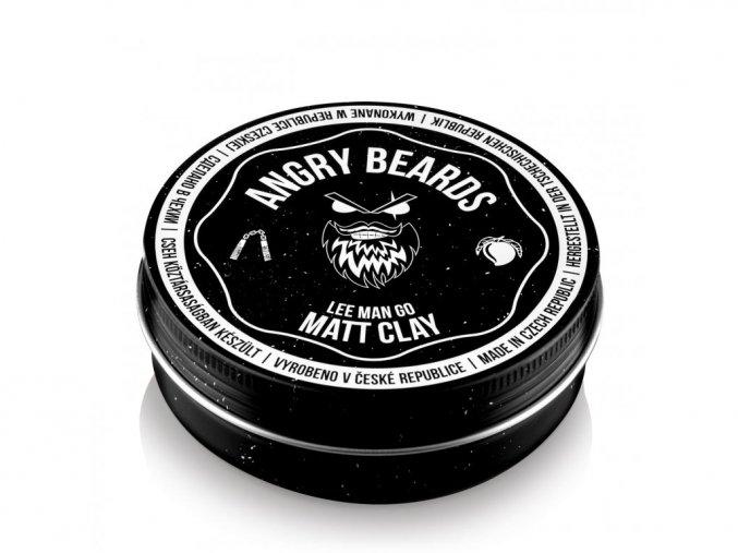 Angry Beards matt clay lee man go 1