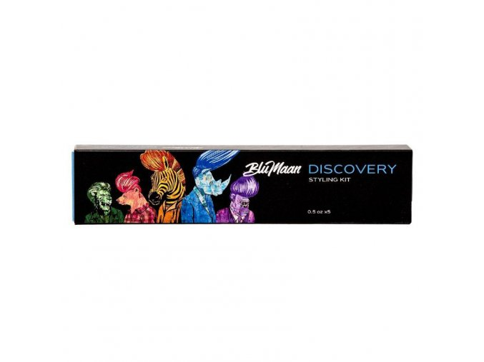 blumaan discovery styling kit 1