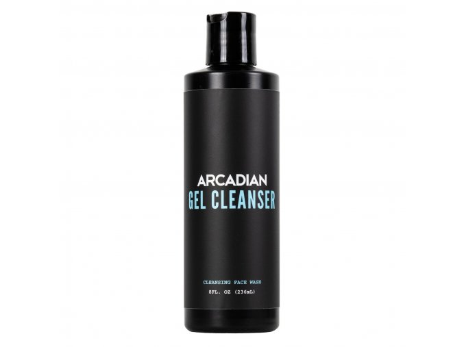 Arcadian gel cleanser 1