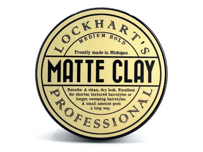 lockharts matte clay 0