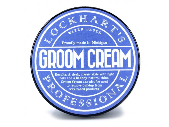 lockharts groom cream 0
