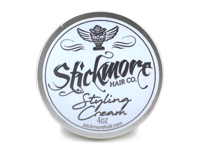 Stickmore Styling Cream 1