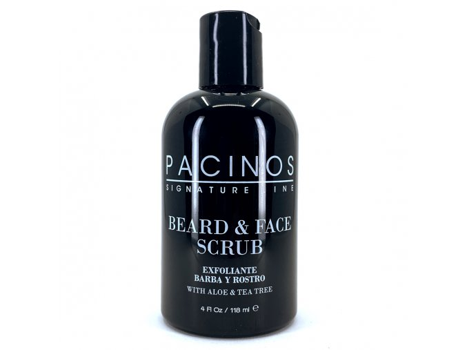 pacinos beard and face scrub 1