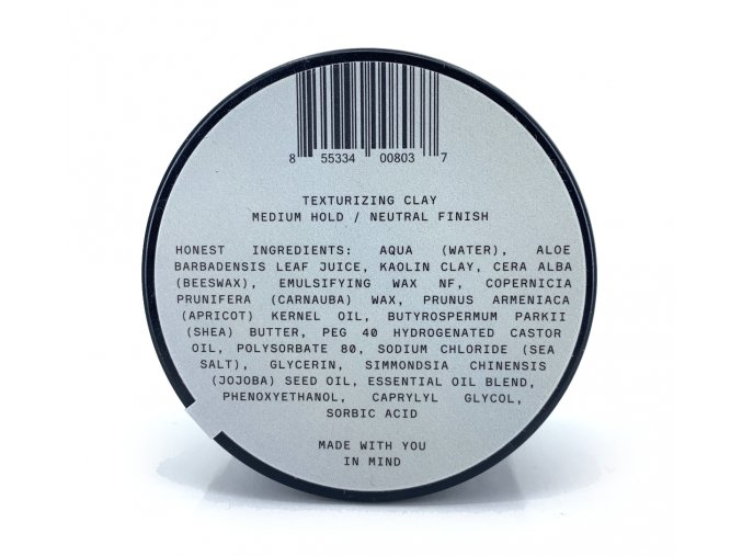 Firsthand supply Texturizing Clay 1