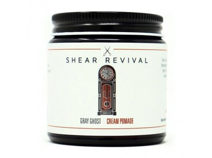 Shear Revival gray ghost 1