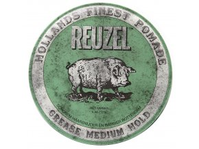 Reuzel Green Medium Hold Grease