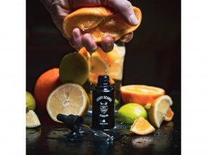Angry Beards Beard Oil olej na vousy Bobby Citrus 1