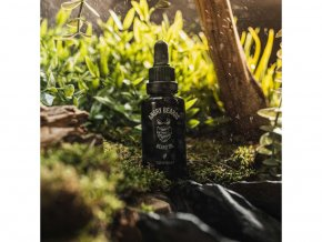 Angry Beards Beard Oil olej na vousy Todd Herbalist 1