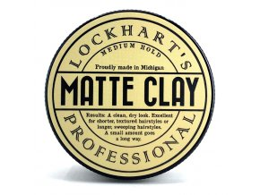 lockharts matte clay 0