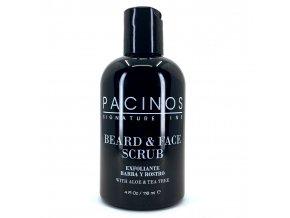 pacinos beard and face scrub 1