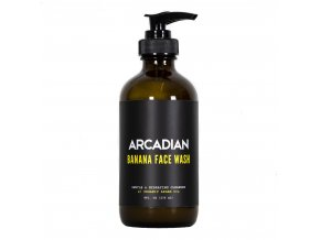 arcadian banana face wash 5