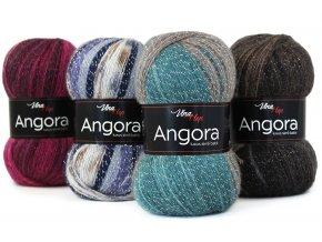 Angora luxus simli batik