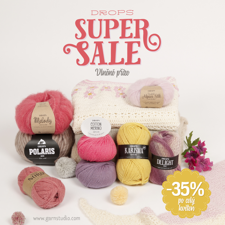 Drops Super Sale Kveten2018