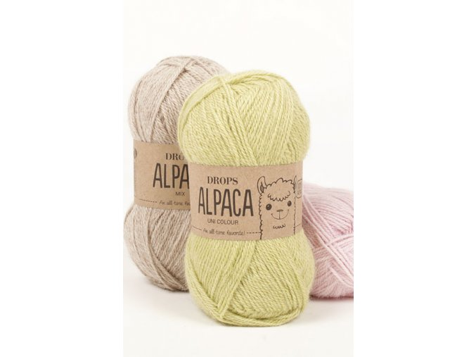 alpaca uni colour úvod