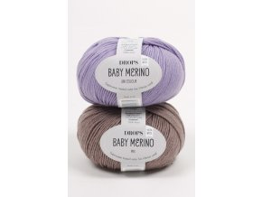 Baby Merino mix