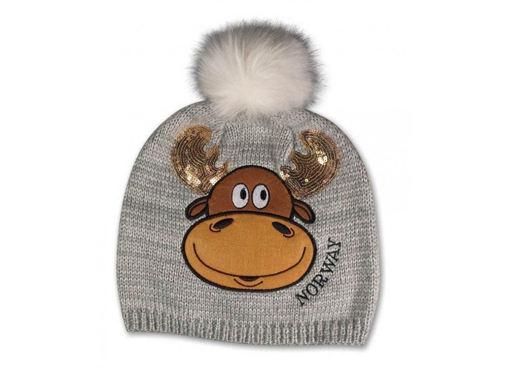Dětské zimní čepice
