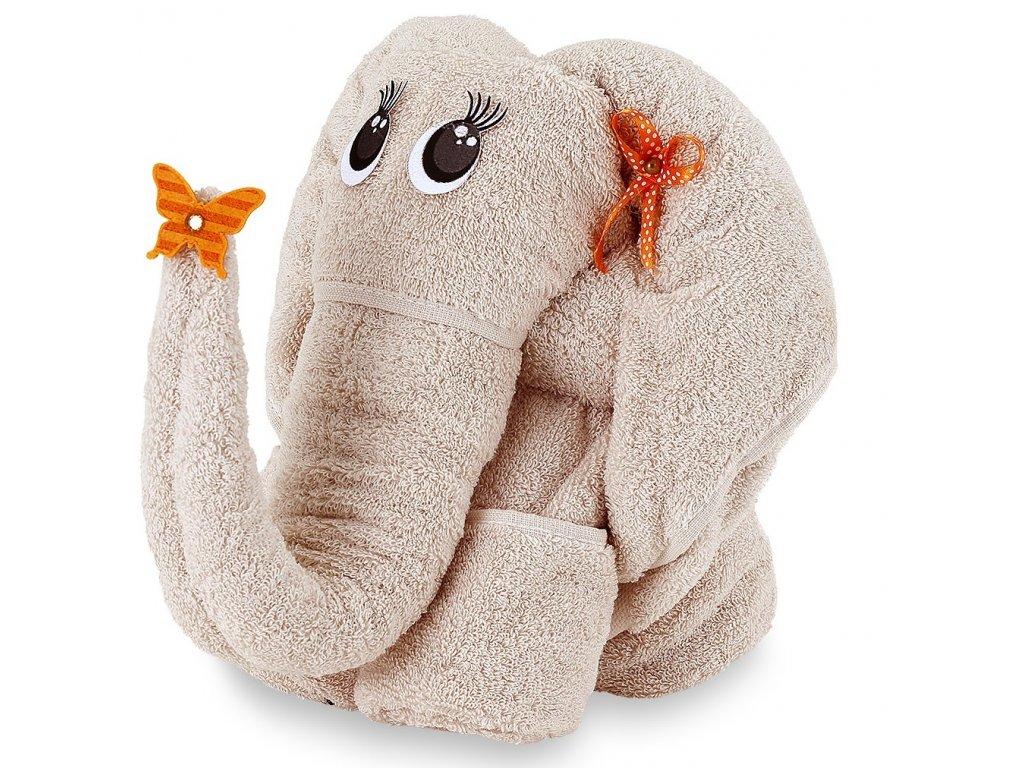 froté ručník slon (2)