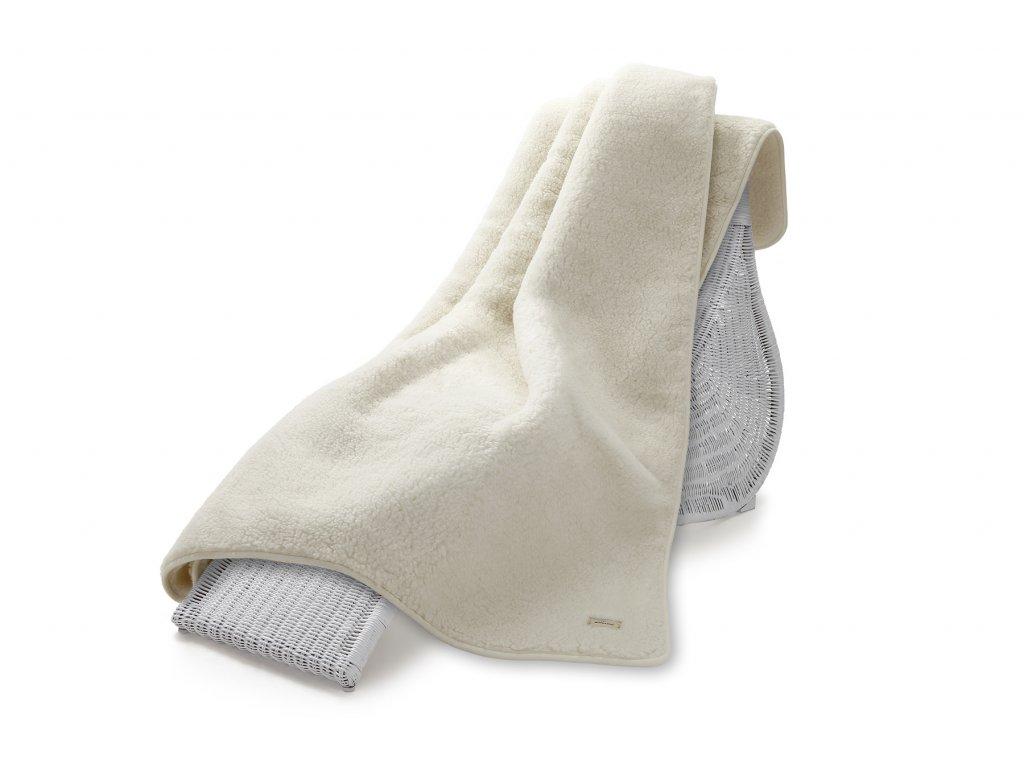 Vlněná deka oboustr. 215x200 cm, Siberian (5)