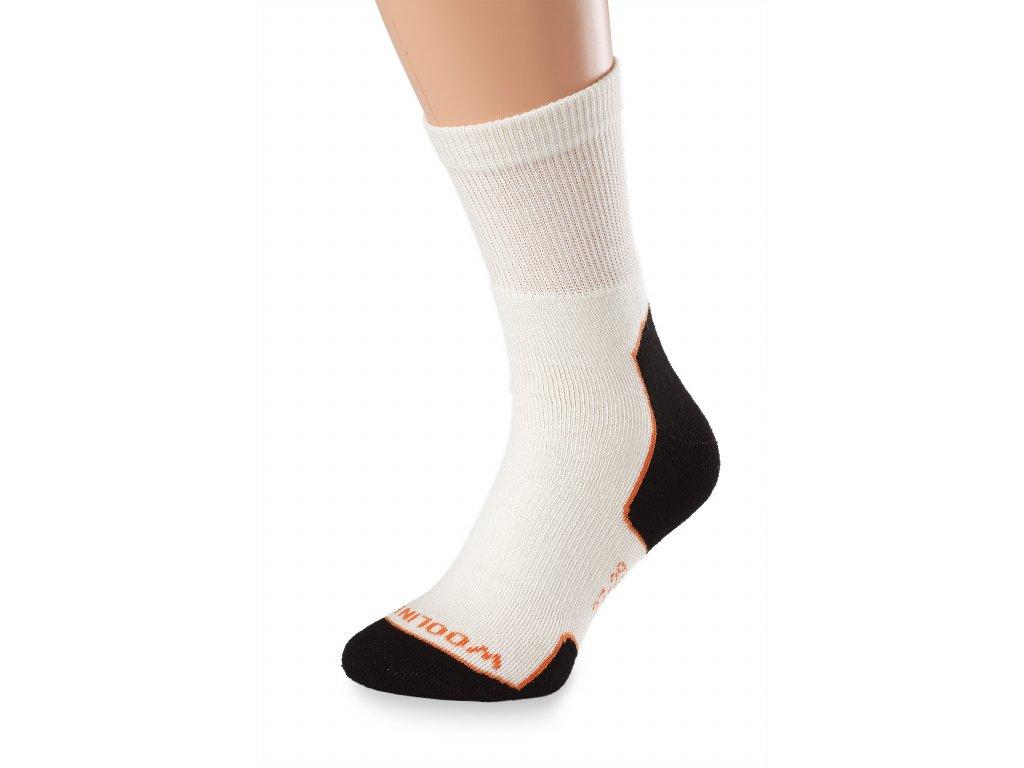 ponožky merino vlna wooline (3)