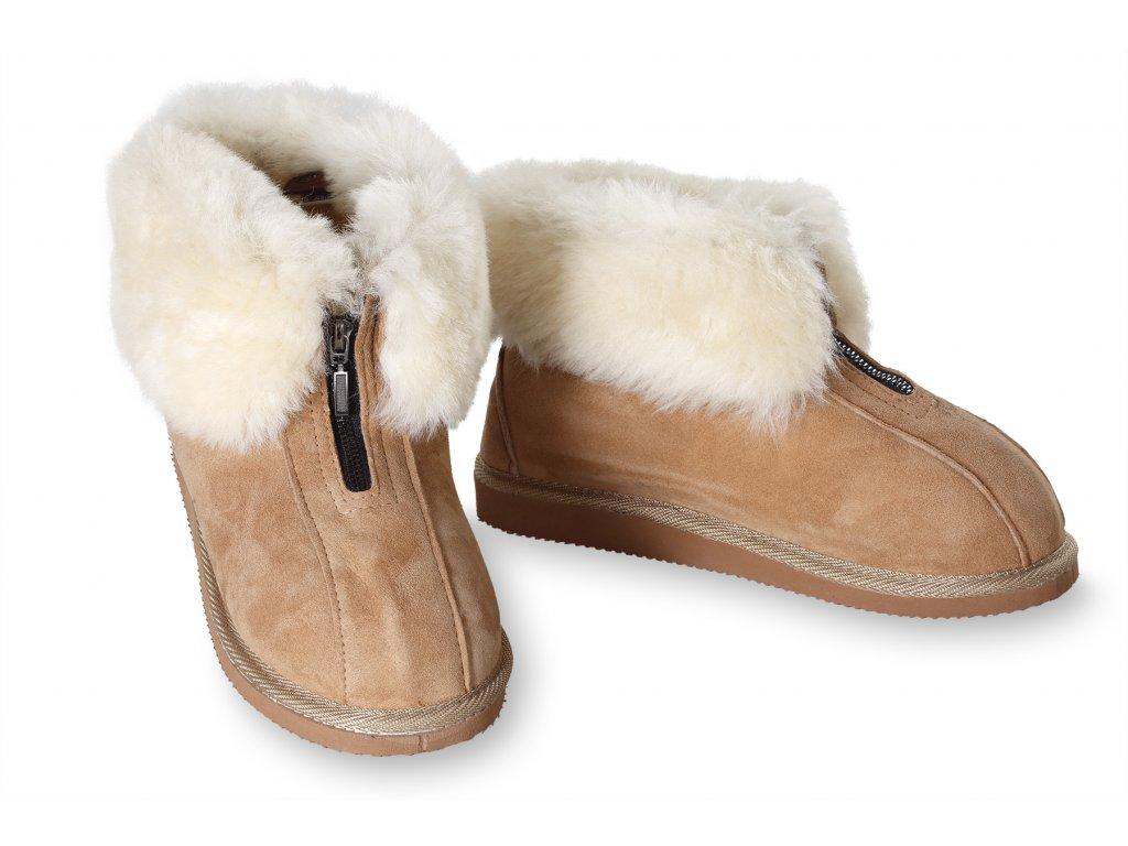 Kožené boty Exclusive
