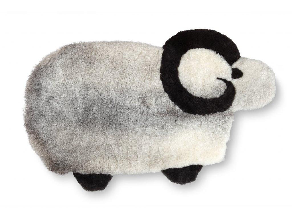 předložka beránek z ovčích kůží