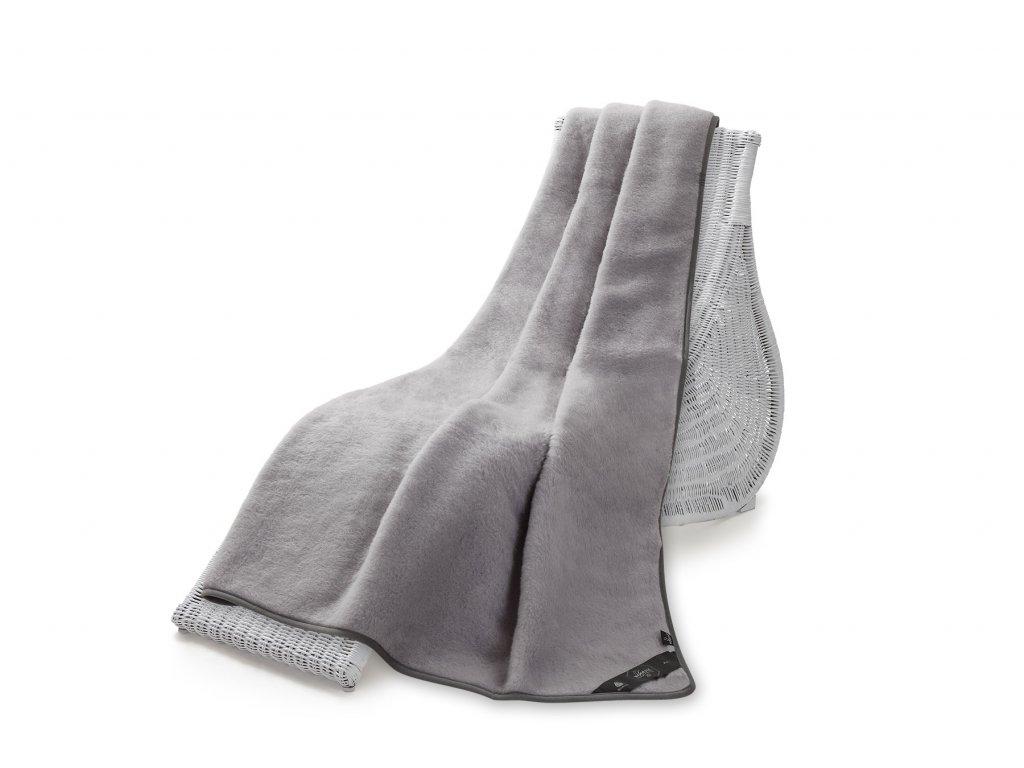 Jednostranná deka, alpaca 140x200 cm (5)