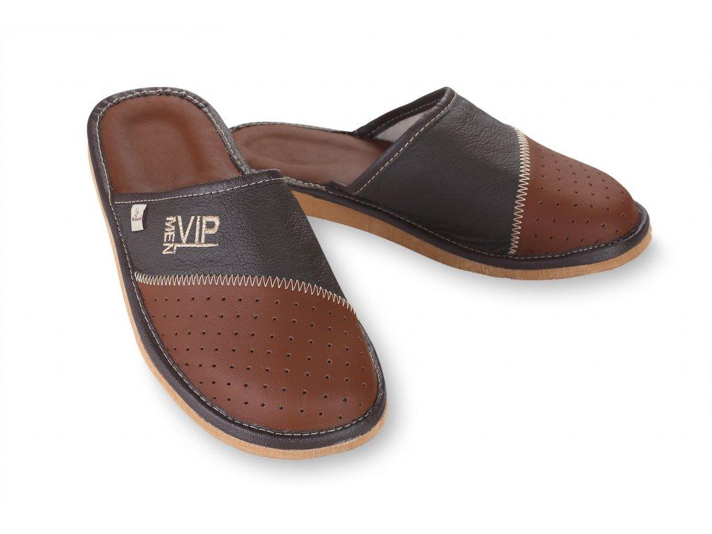 pánské pantofle VIP MEN