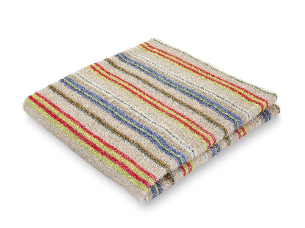 Saunový masážní ručník