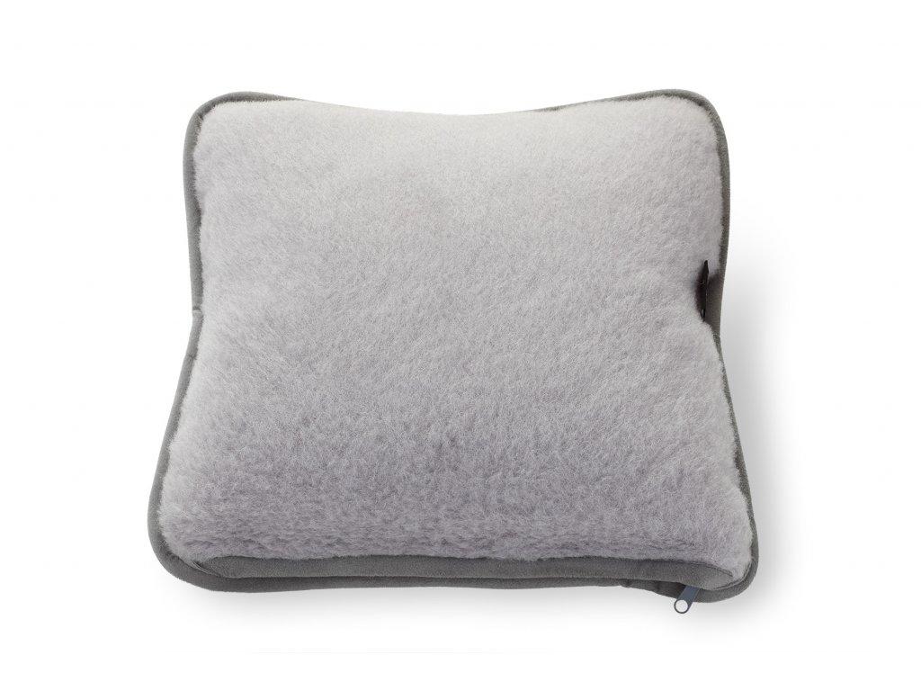 Malý polštář, alpaca 40x40 cm (2)