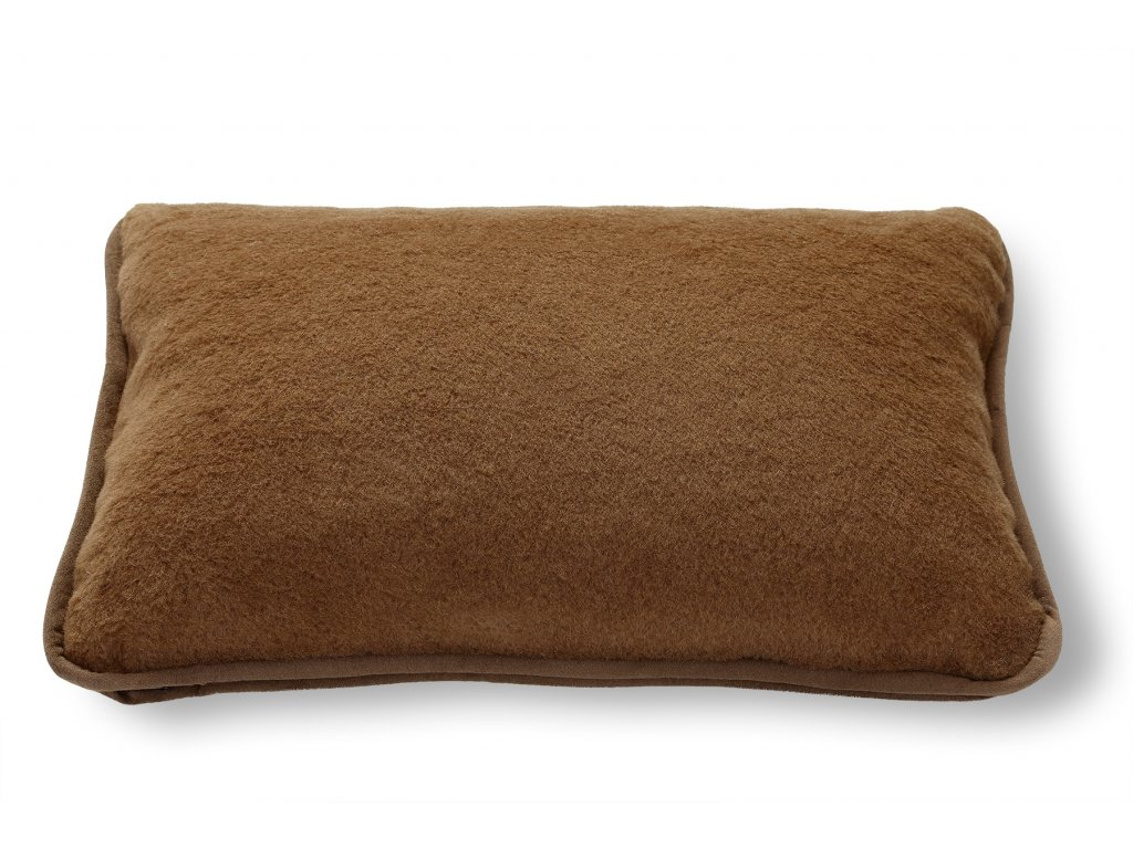 Velký polštář, camel 40x60 (3)