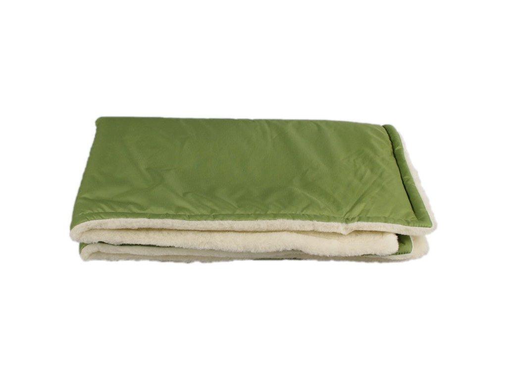 deka merino zelena