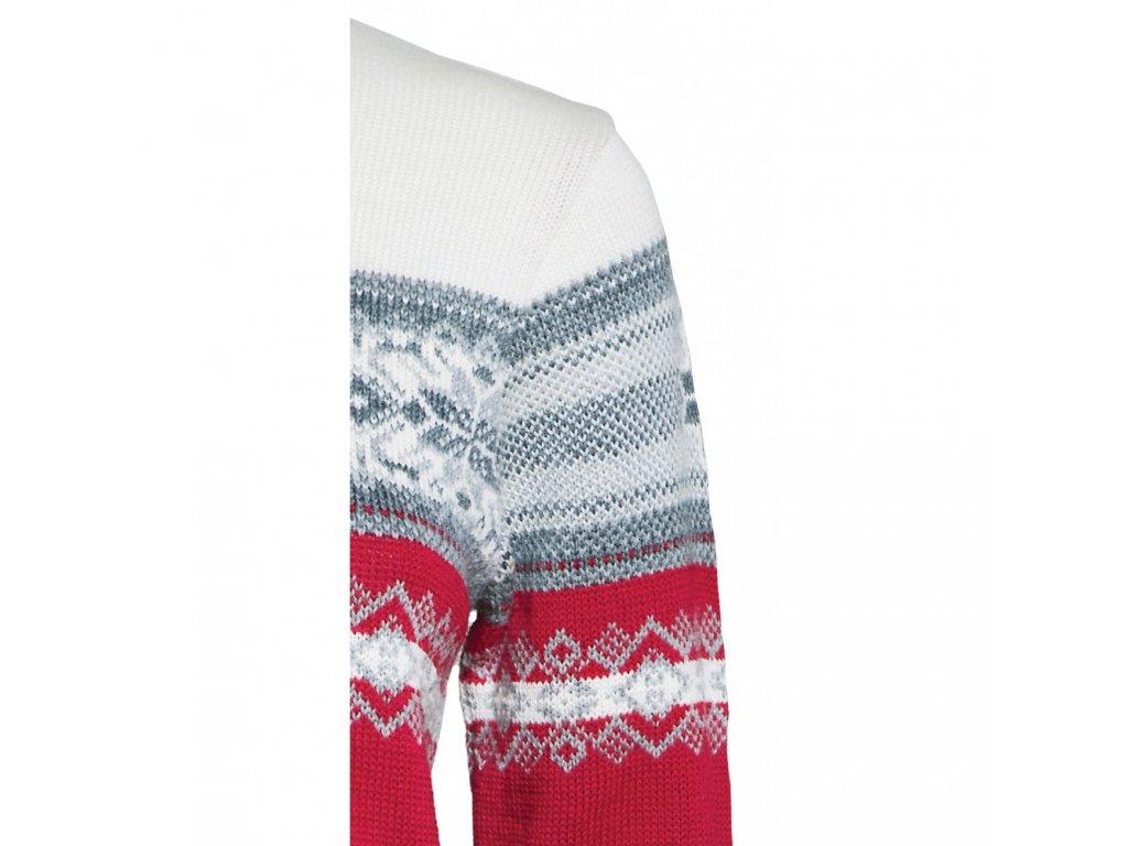 norsky damsky svetr norlender amalie cerveny 100 merino vlna · červený norský  svetr · teplý dámský norský svetr ca402fdce0