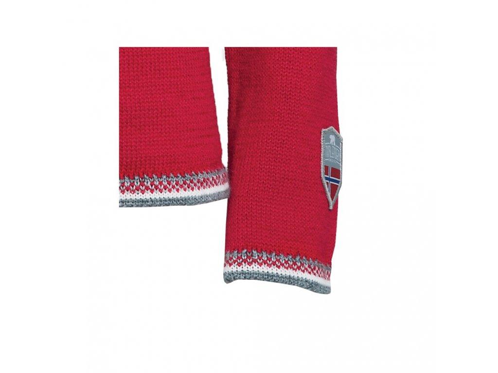 e1f2ac080dd norsky damsky svetr norlender amalie cerveny 100 merino vlna · červený norský  svetr ...